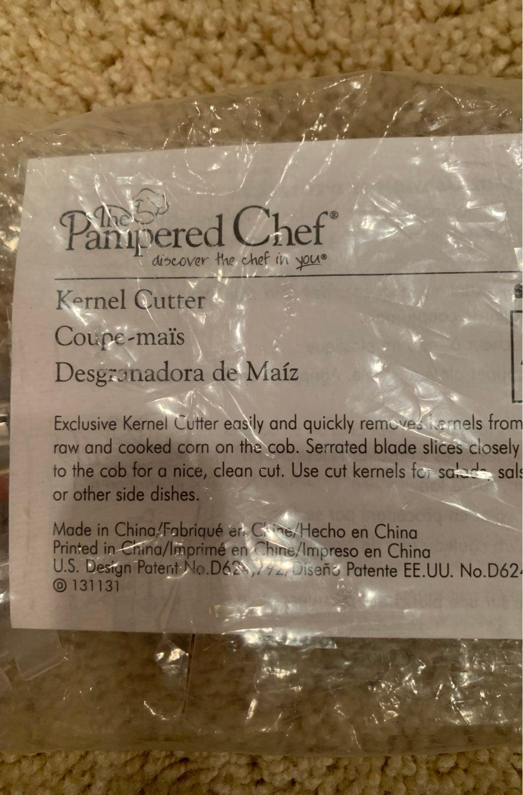 Pampered Chef Kernel Cutter