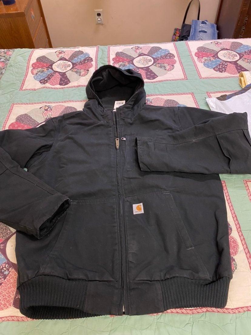Mens CARHARTT winter coat