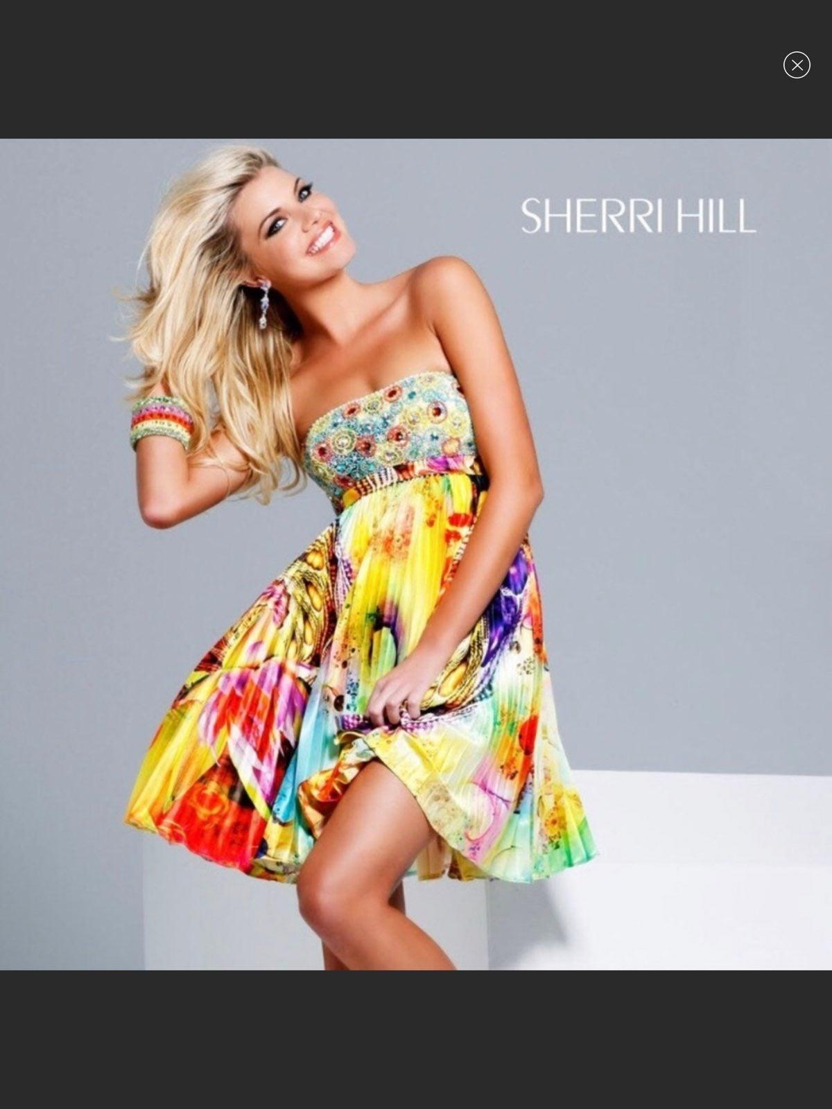 Sherri Hill Party Dress