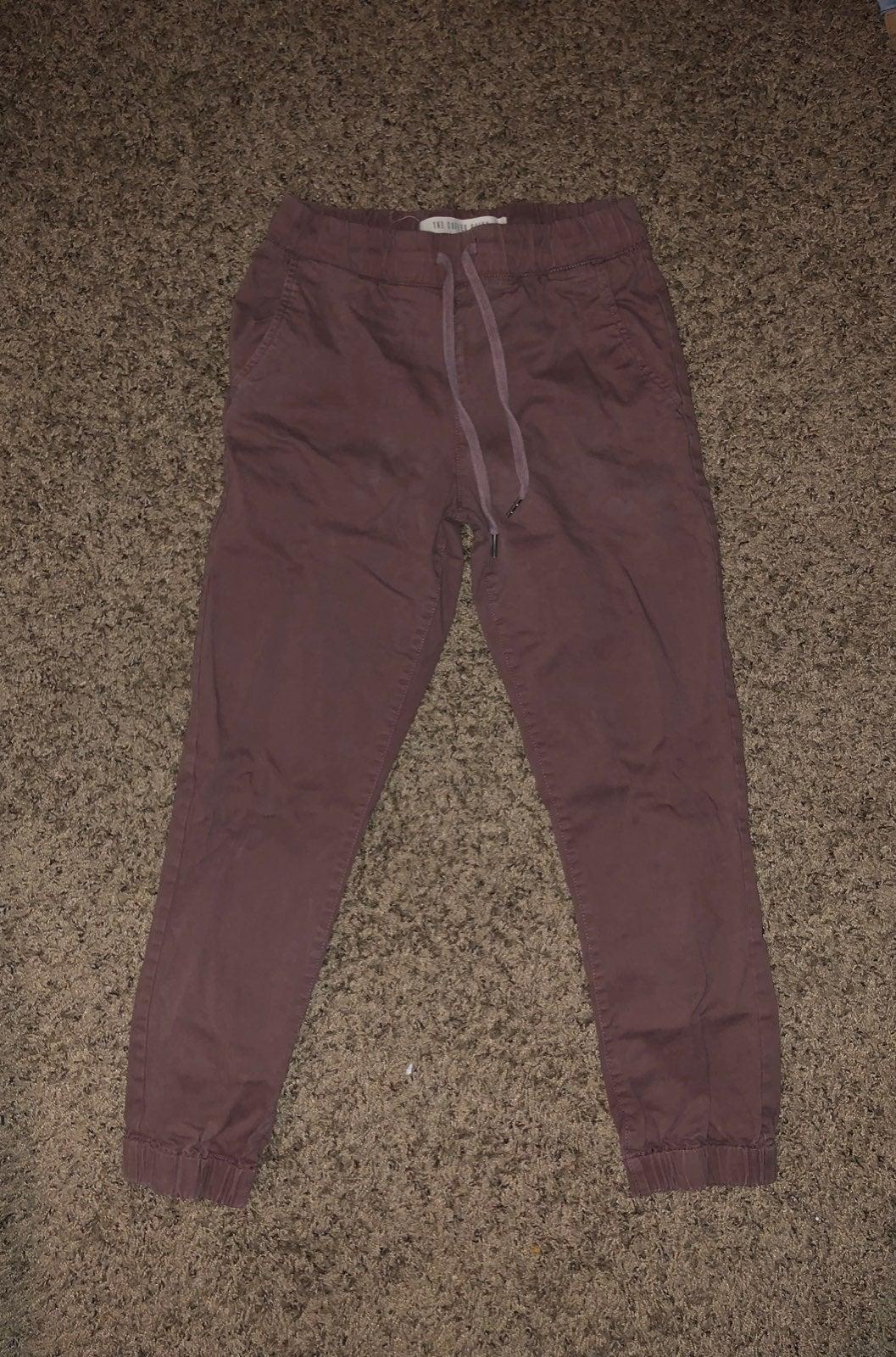 Women's Cuffed Chino Pants Size 4