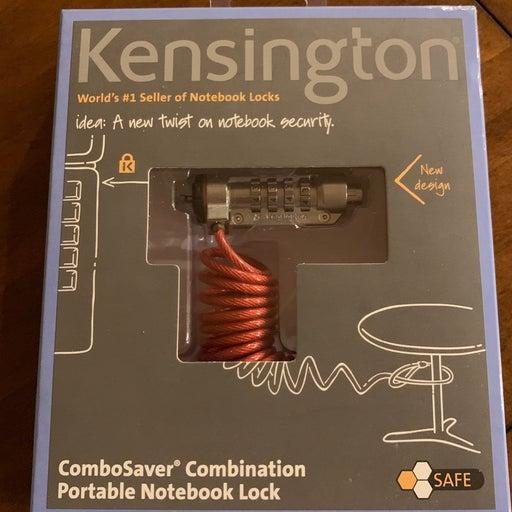 Kensington Portable Notebook Lock