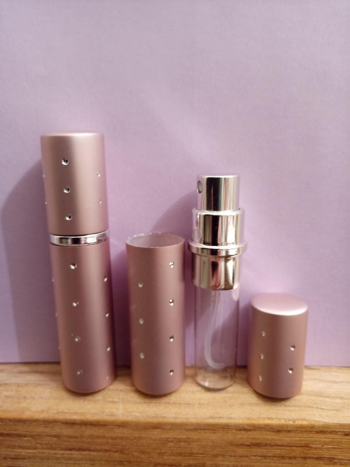 2 Perfume/Disinfectant Atomizers EMPTY