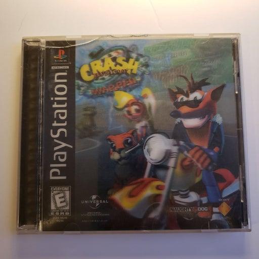 Crash Bandicoot: Warped on Playstation 1