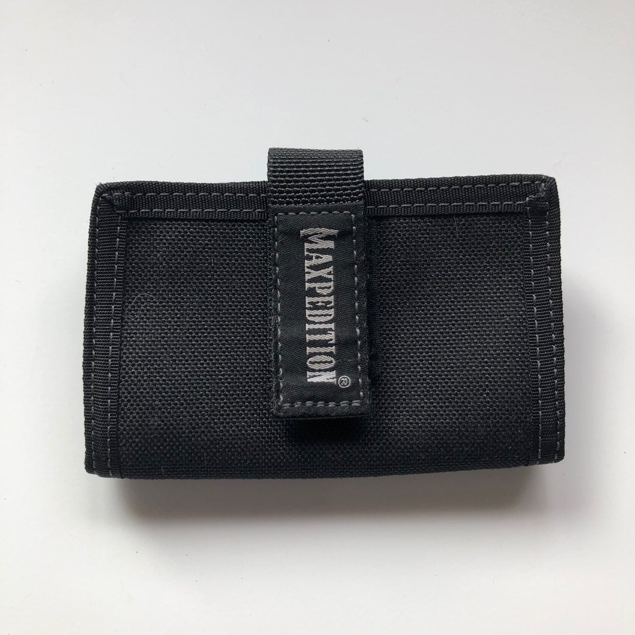 Maxpedition Black Wallet