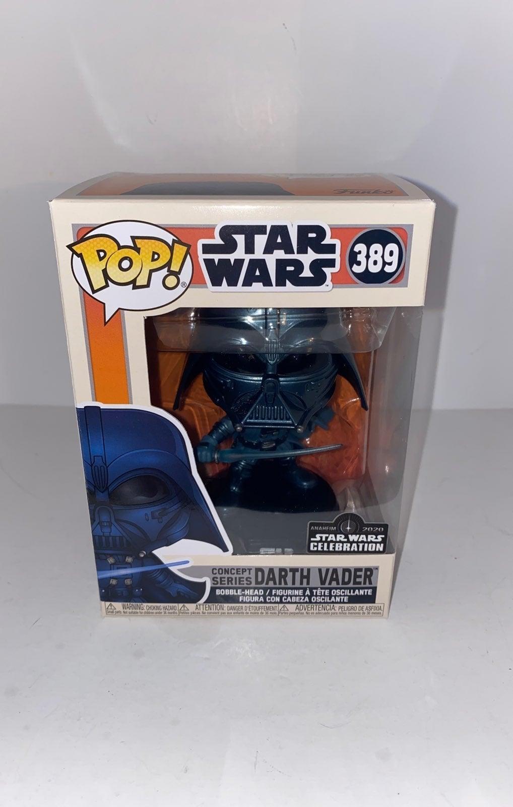 Funko Pop Concept Darth Vader #389