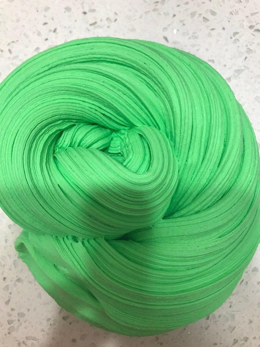 slime bundle (white + green)