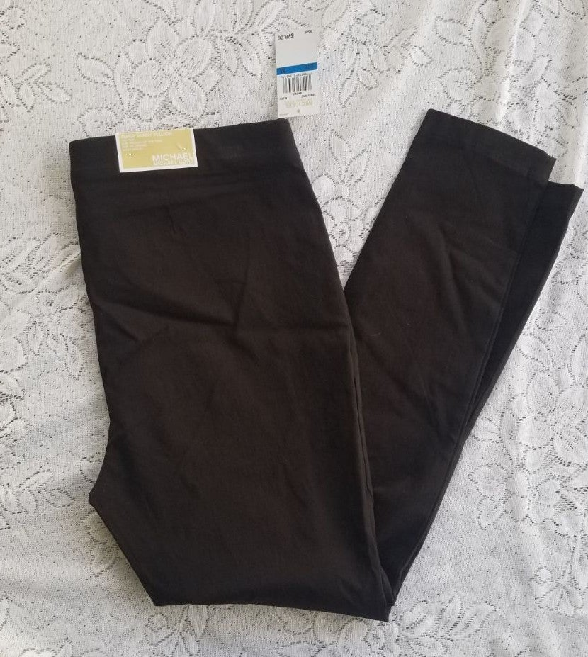 Michael kors black skinny business pants