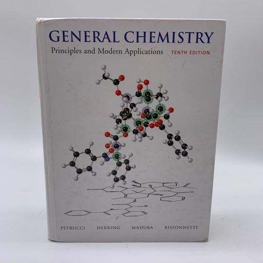 General Chemistry : Principles...10th Ed