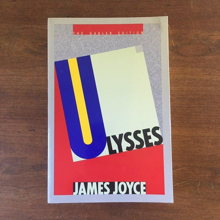 "James Joyce ""Ulysses"""
