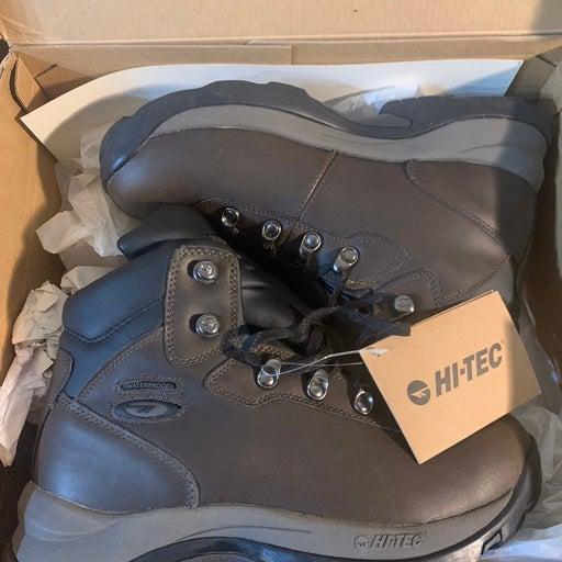 Hi-Tec Altitude IV Waterproof Boots SZ 7