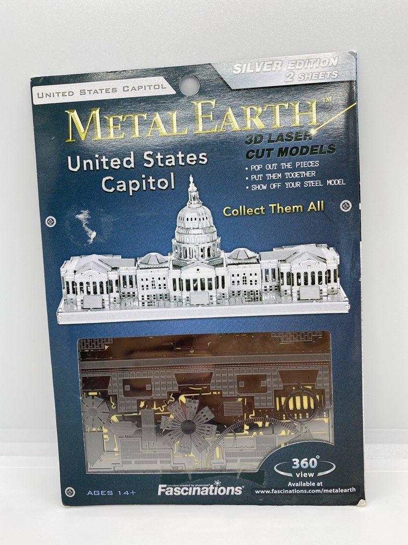 Metal Earth US Capitol Building Model