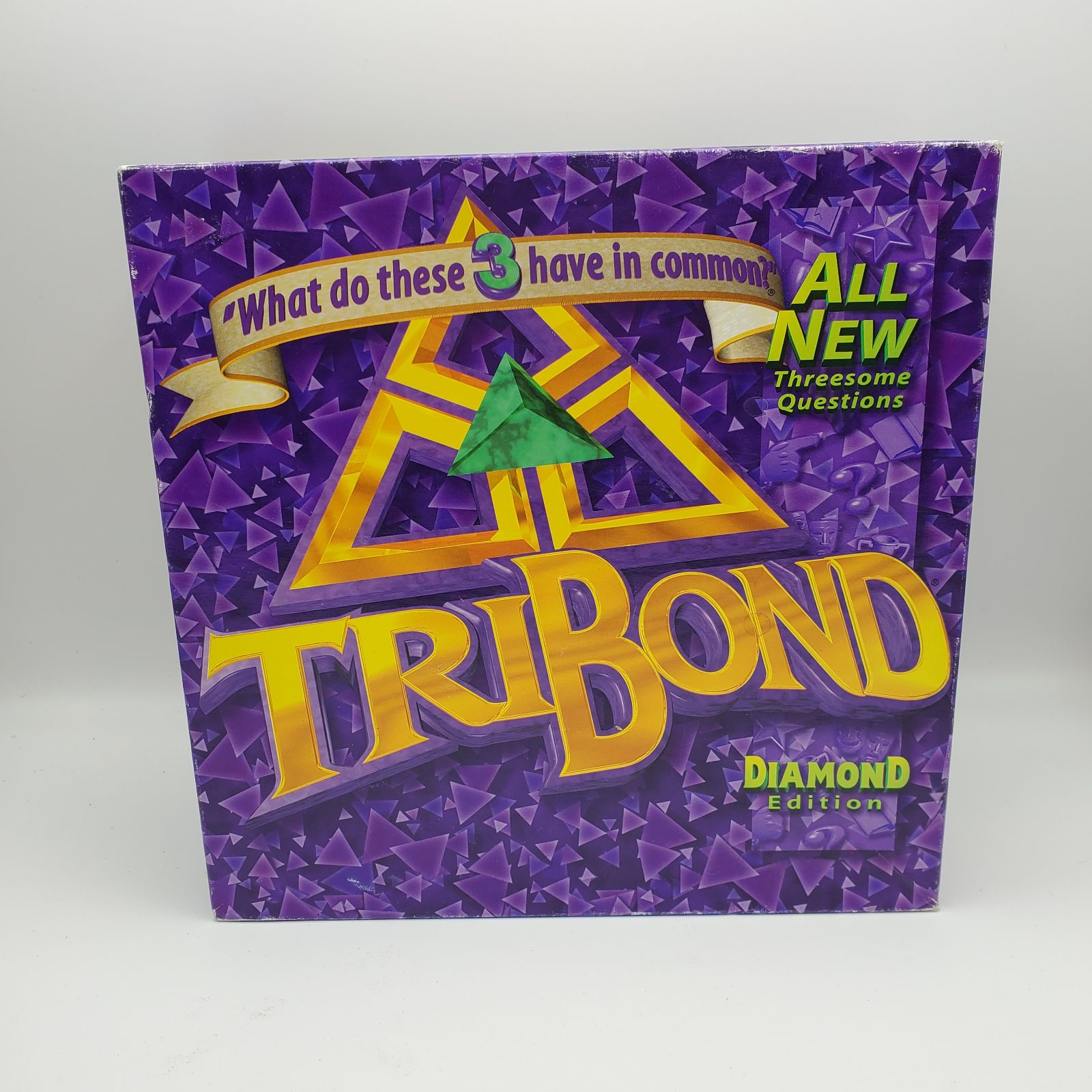 Tribond board game complete