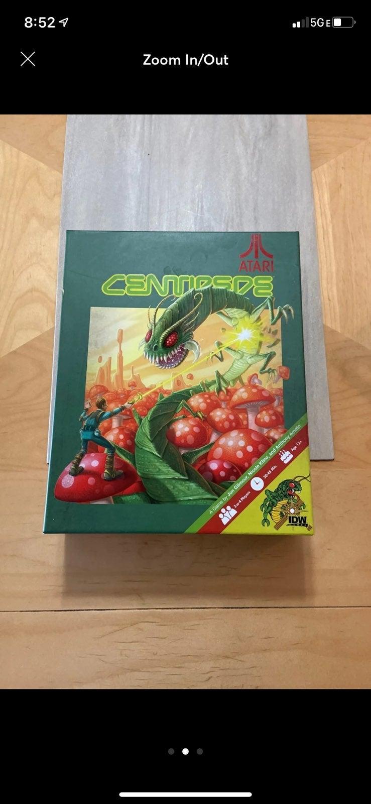 Centipede & Jenga Tetris