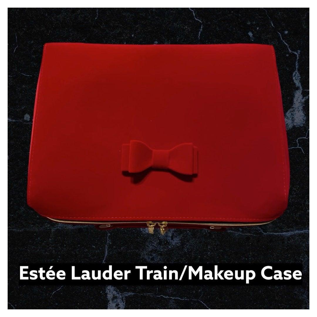 Estée Lauder Makeup/Train Case