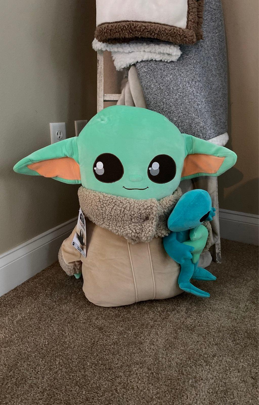 Baby Yoda Gigantic Plush