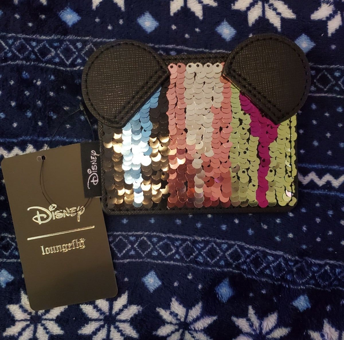 Loungefly Disney card holder