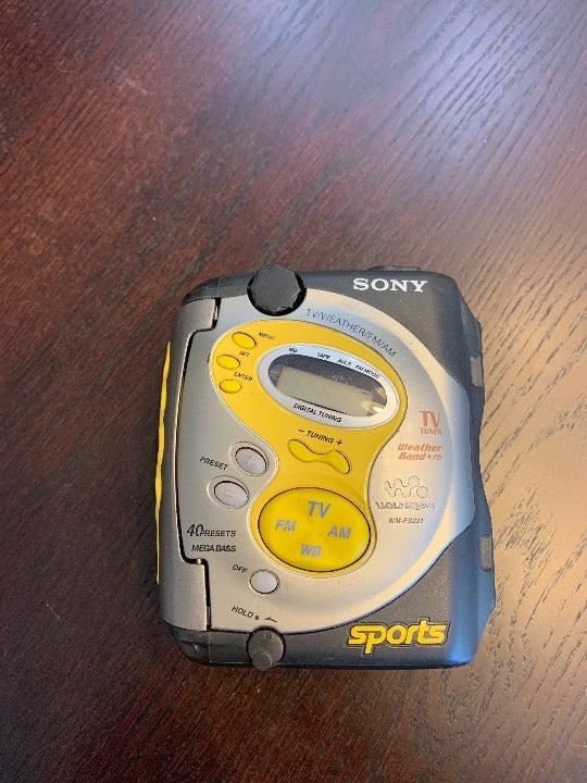 Sony Walkman Sports Edition