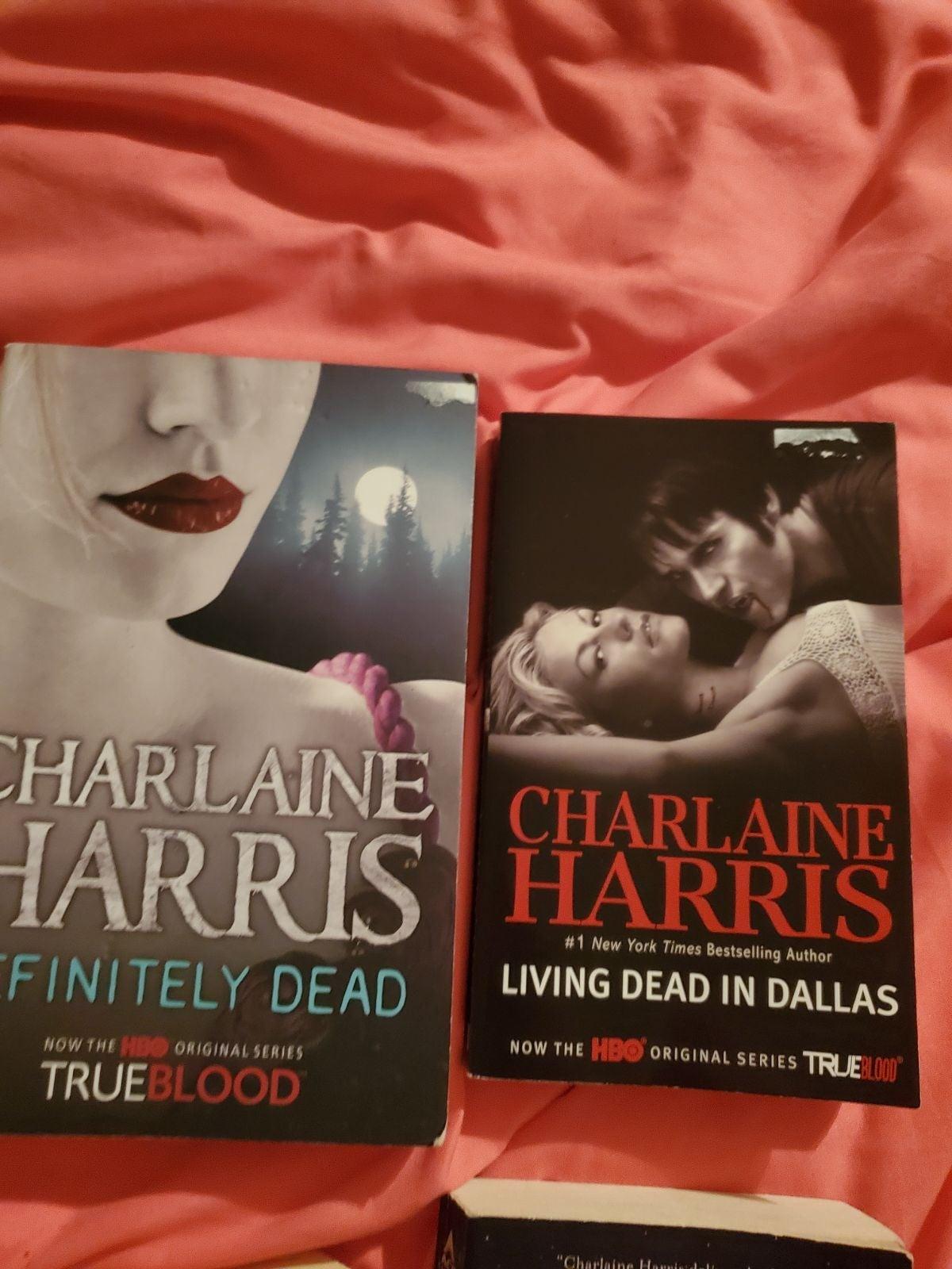 *6for25*True bloods 2 books definitely d