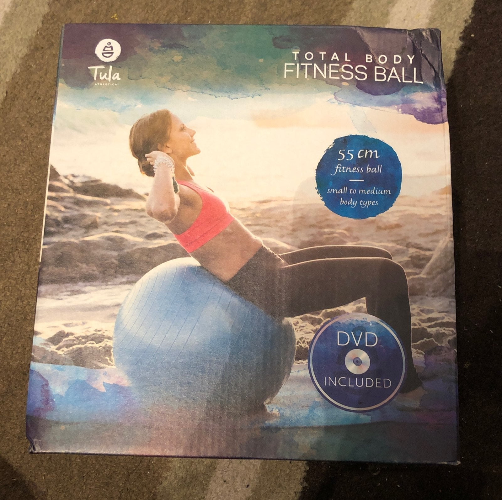 Total Body Fitness Ball