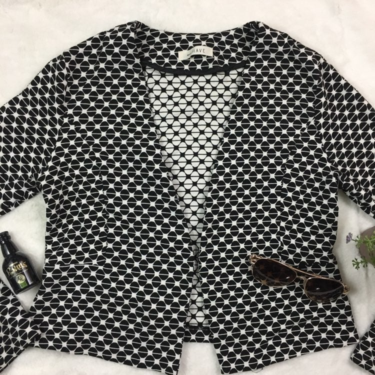Must Have Blazer Women's Size Large