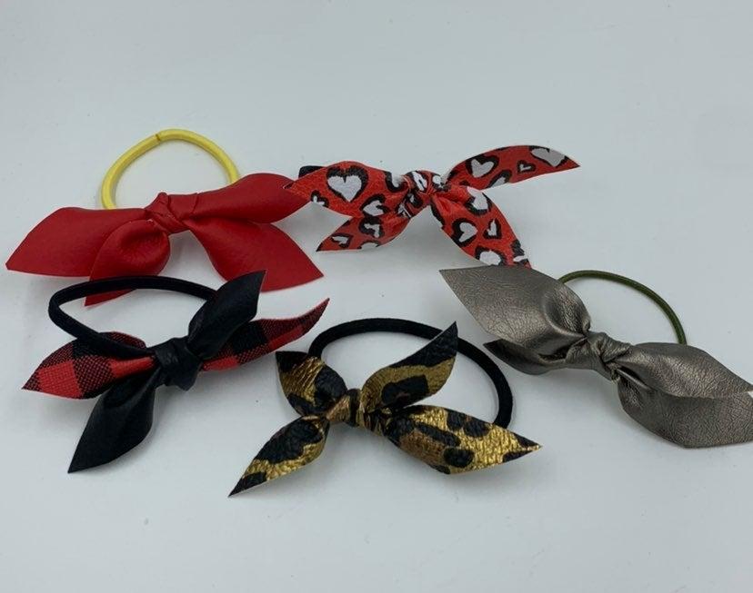 Hair ties/ Ponytail ties/ holders/