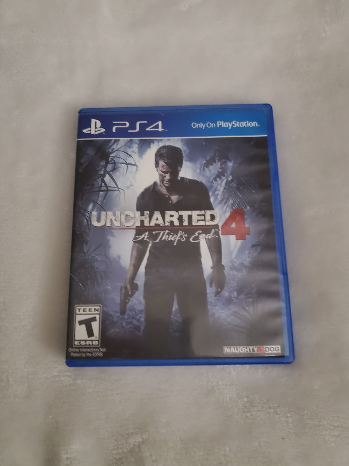 PS4 Ps4 Uncharted4 A Thiefs End