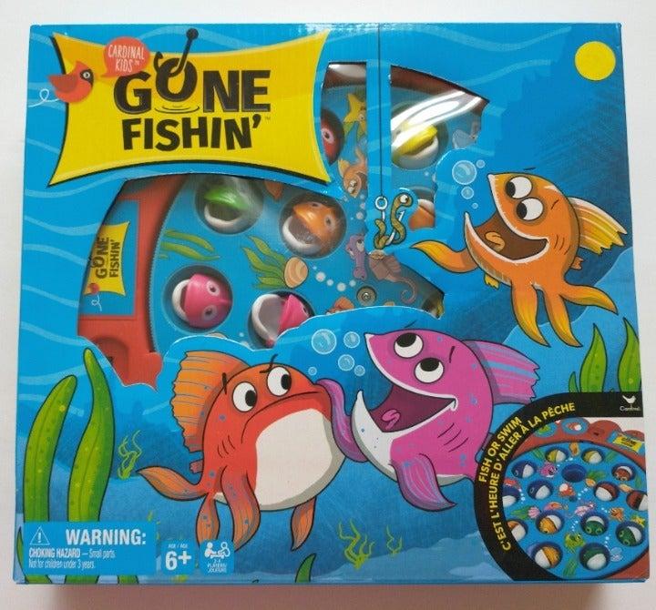 Cardinal Kids Gone Fishing Game