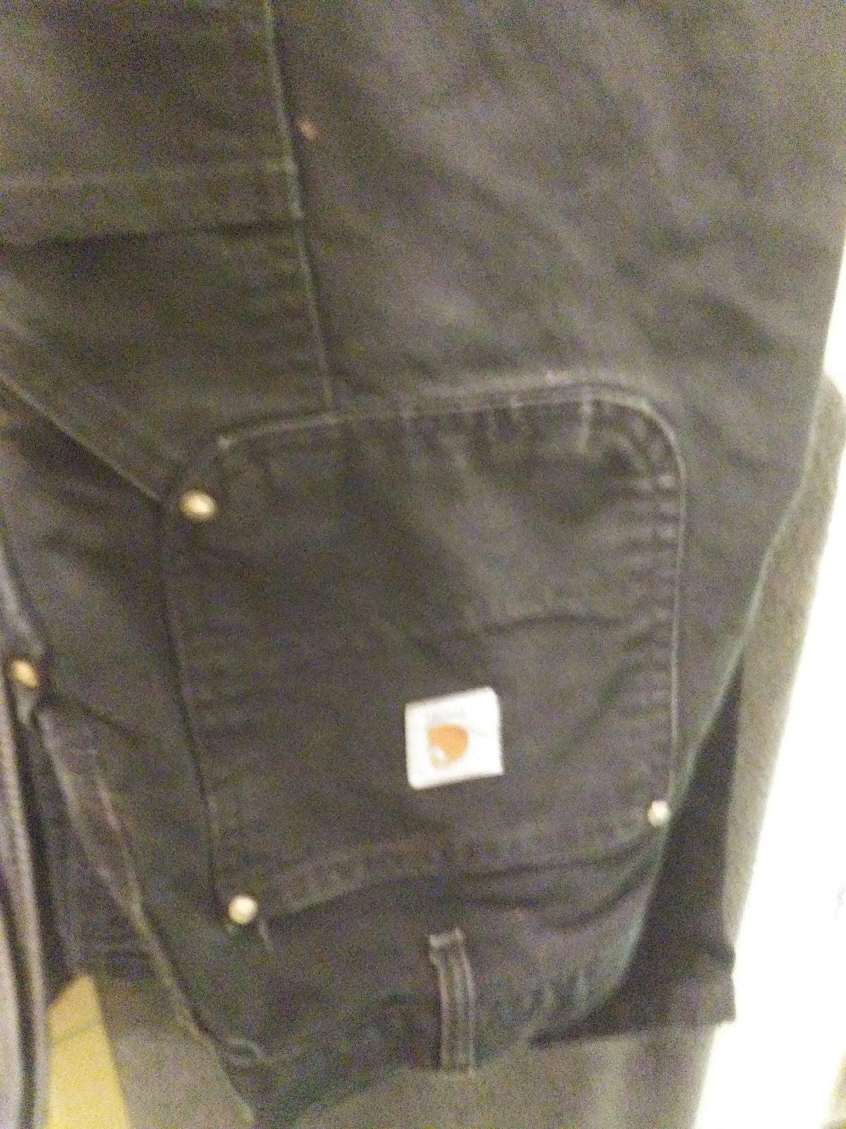 Carhartt original fit carpenter pants