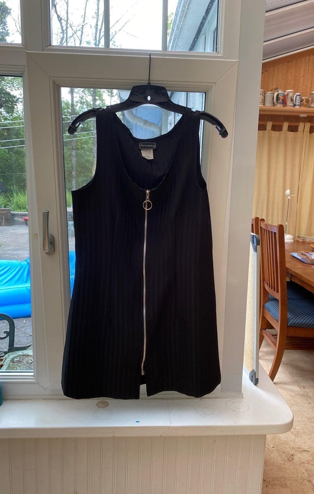 Very short dress