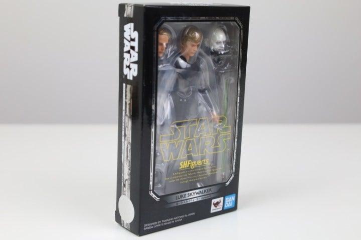 BANDAI S.H.Figuarts Luke Skywalker