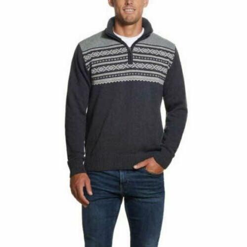 NWT Weatherproof 1/4 Zip Pullover XL