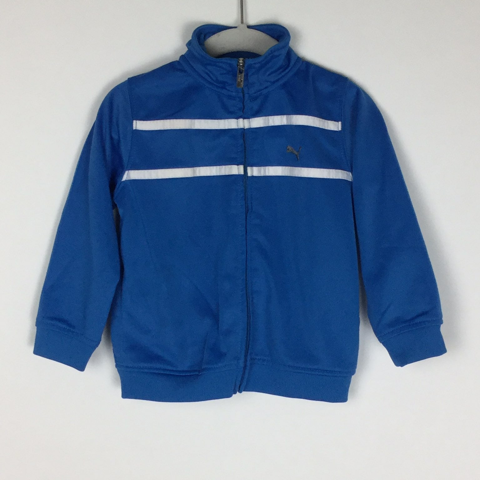 Kids Puma Warm Up Jacket Size 24 Months