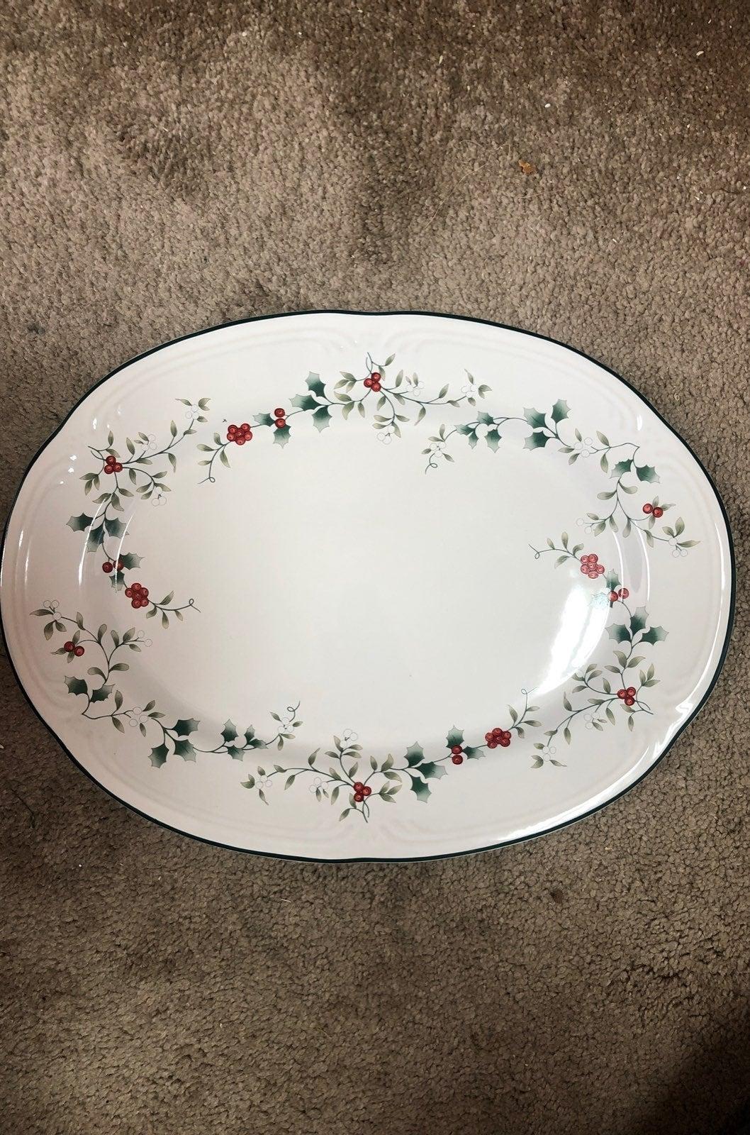 Pfaltgraff Holiday Serving Platter