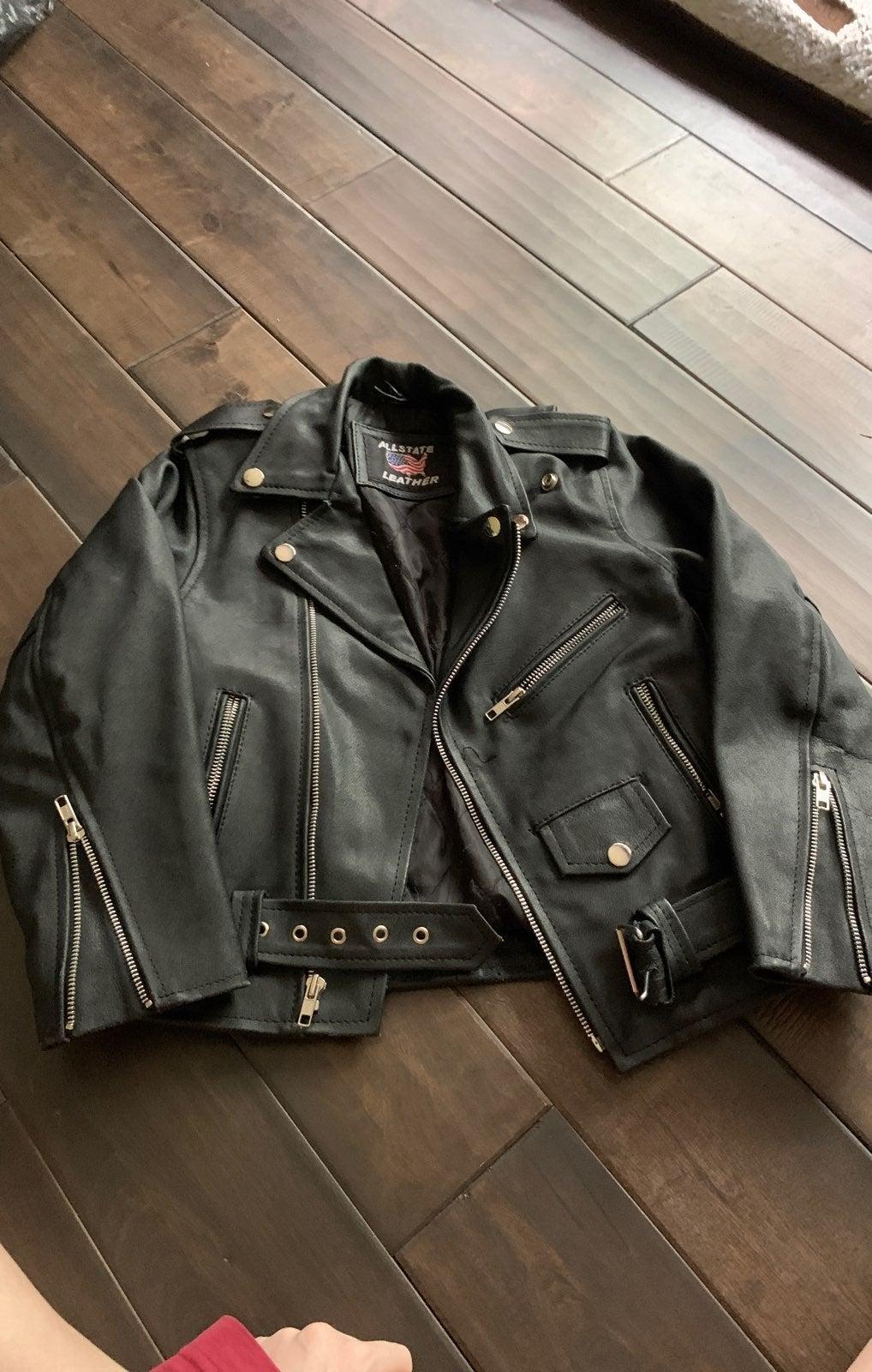 Allstate Leather Jacket