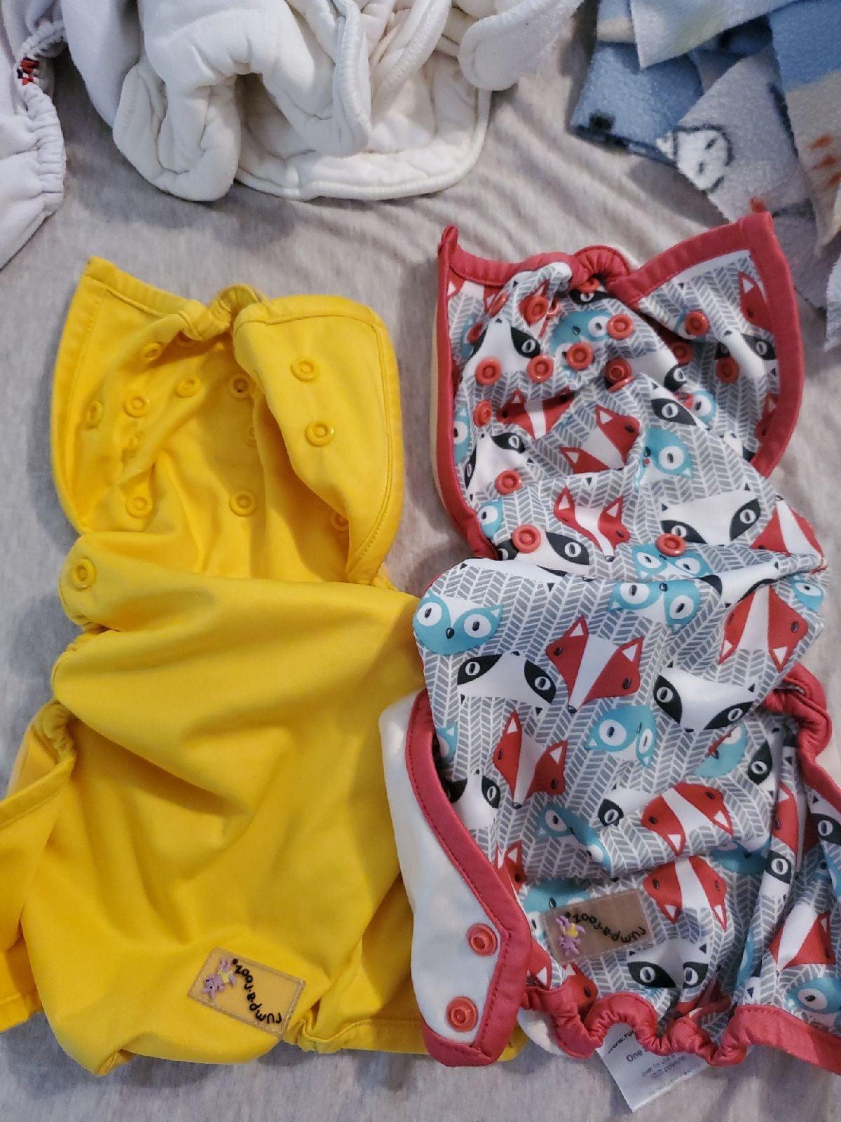 rumparooz cloth diaper covers