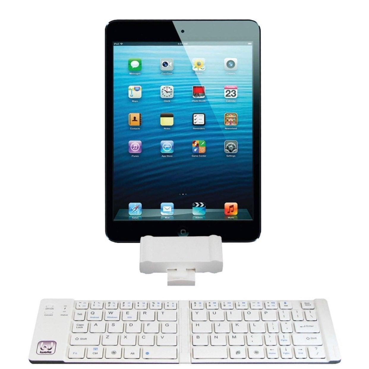 Universal Foldable Bluetooth Keyboard