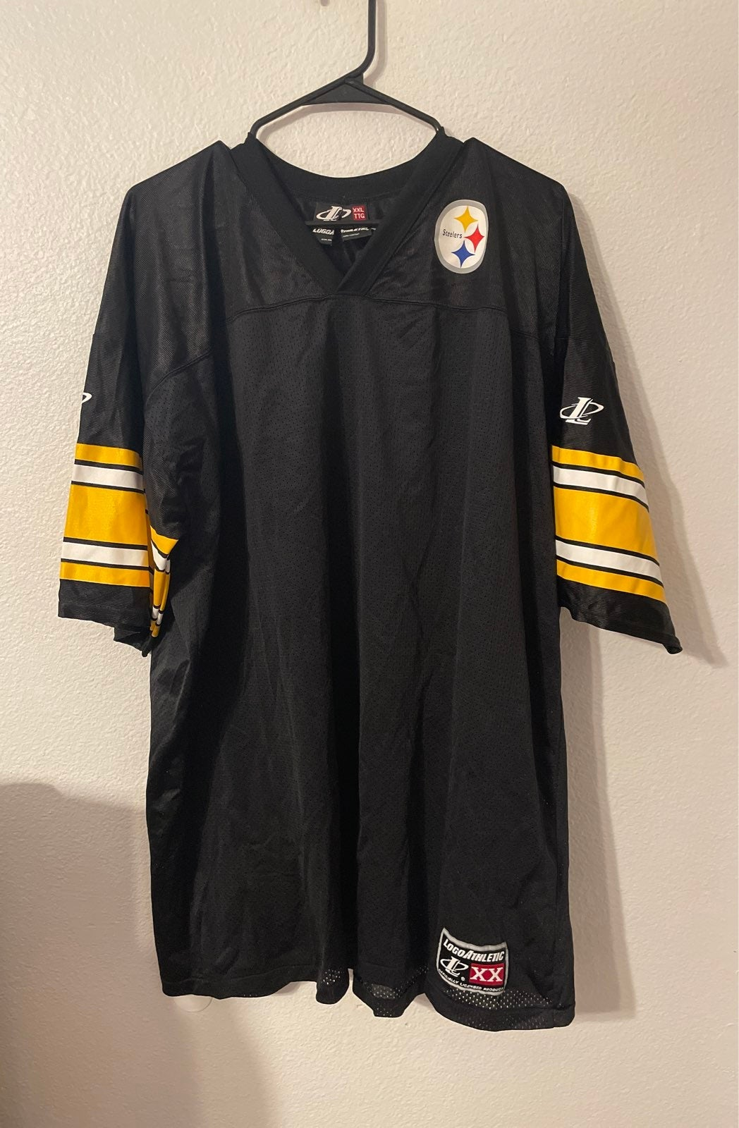 Logo Athletic Pittsburge Steelers Jersey