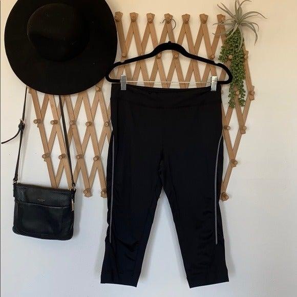 Tek gear black fitted yoga leggings