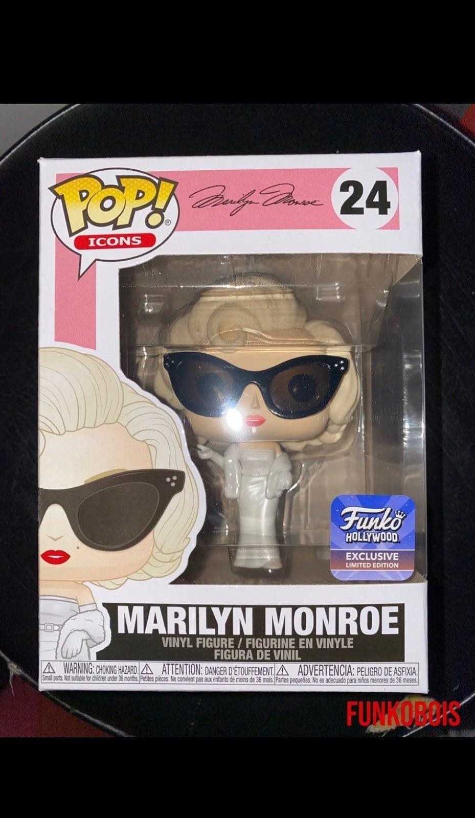 Funko Pop! Marilyn Monroe