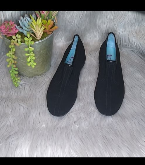 Thierry Rabotin Confort Black Shoes.