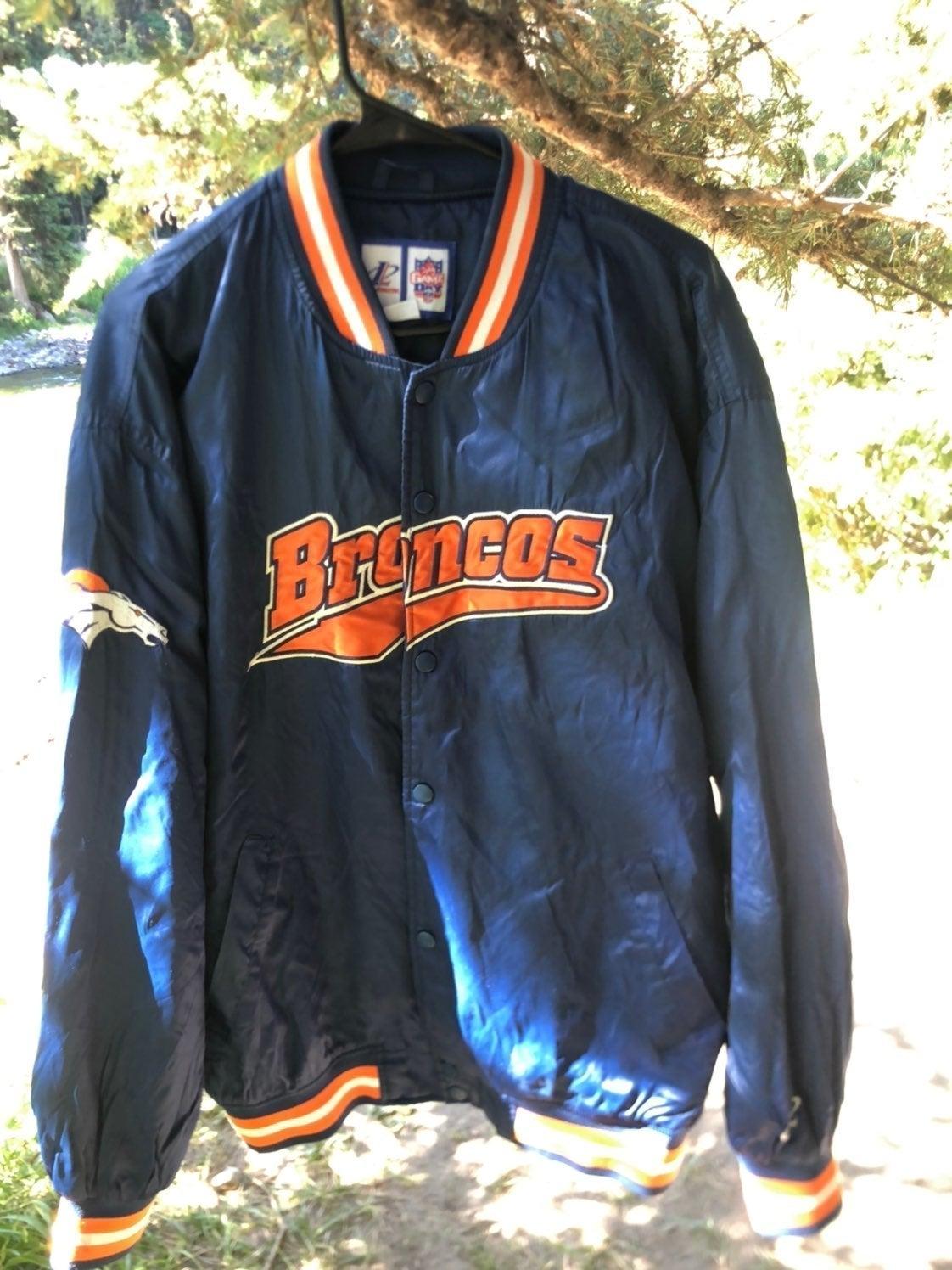 Vintage Broncos Jacket