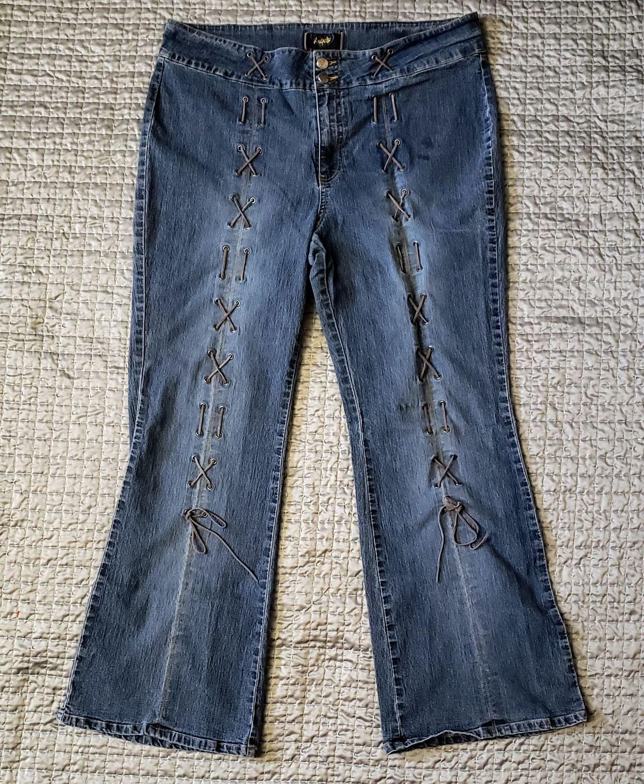 Angels Wear Jeans size 22