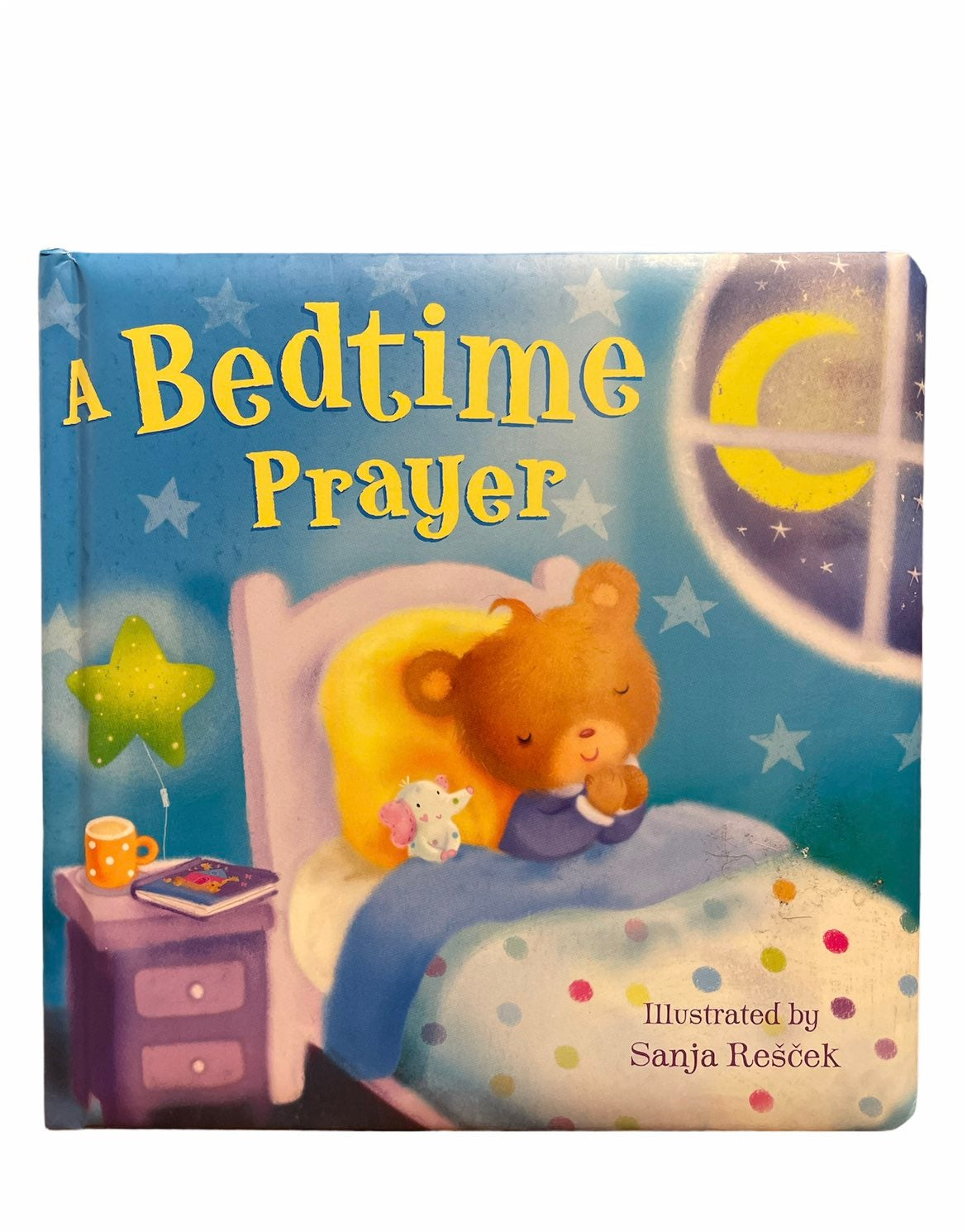 """A Bedtime Prayer"" childrens board book"
