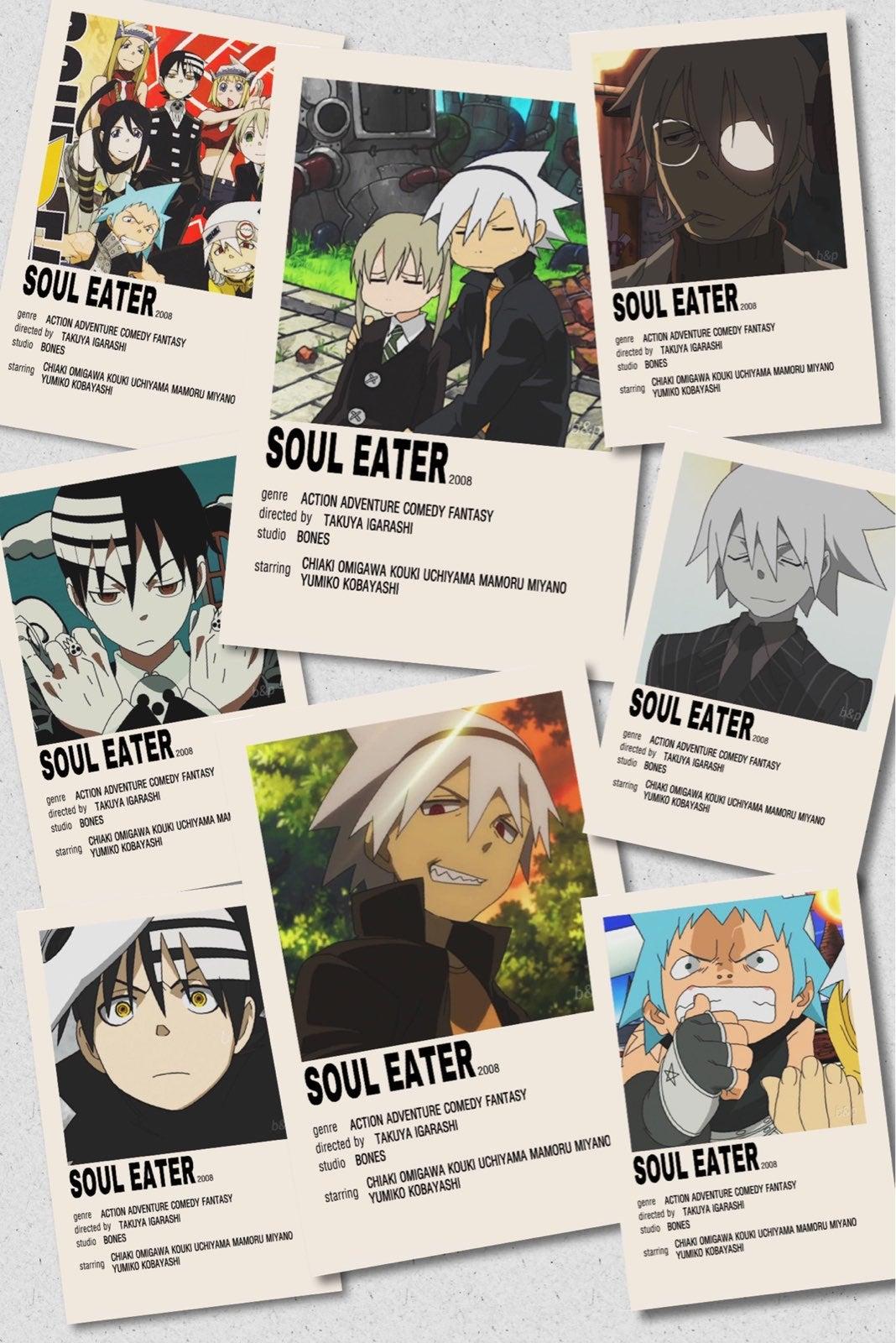 Soul Eater Prints Handmade