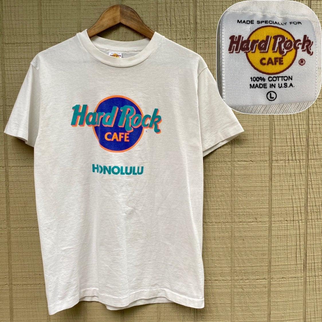 Vintage Hard Rock Cafe Honolulu Shirt