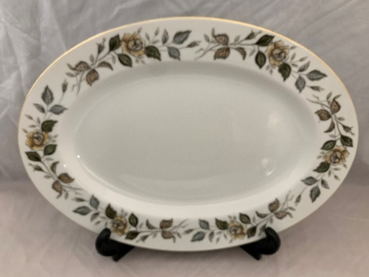 Bristol Fine China Japan Serving Platter