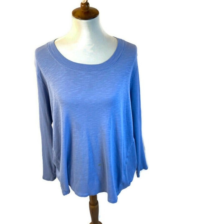 J. Jill Pima Cotton Tunic Size PL