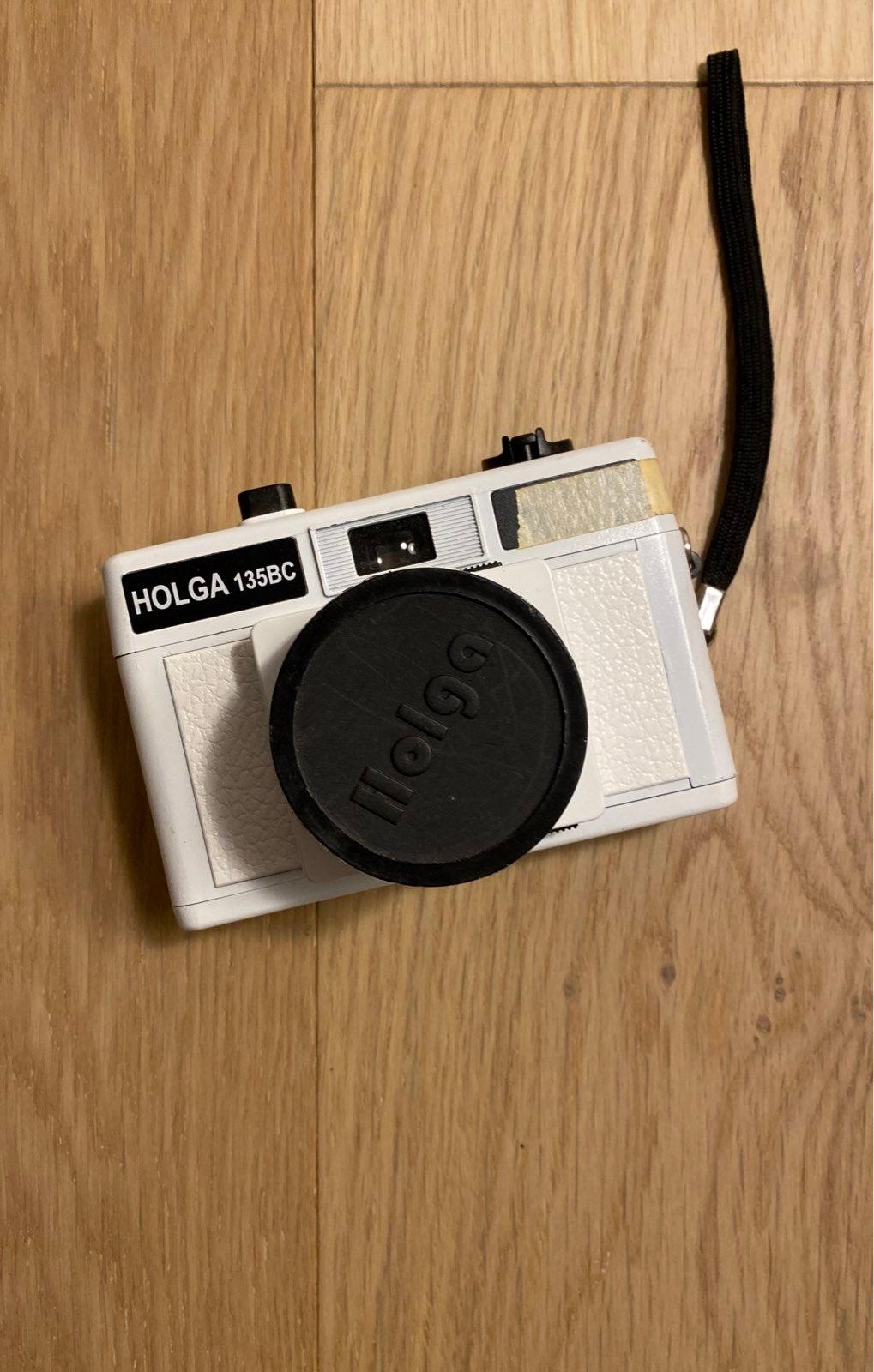 Holga Film Camera 135BC White 35mm