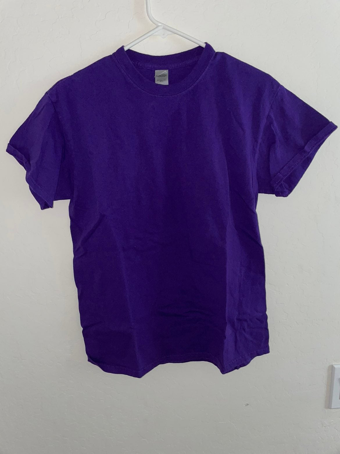 Solid Purple T-Shirt
