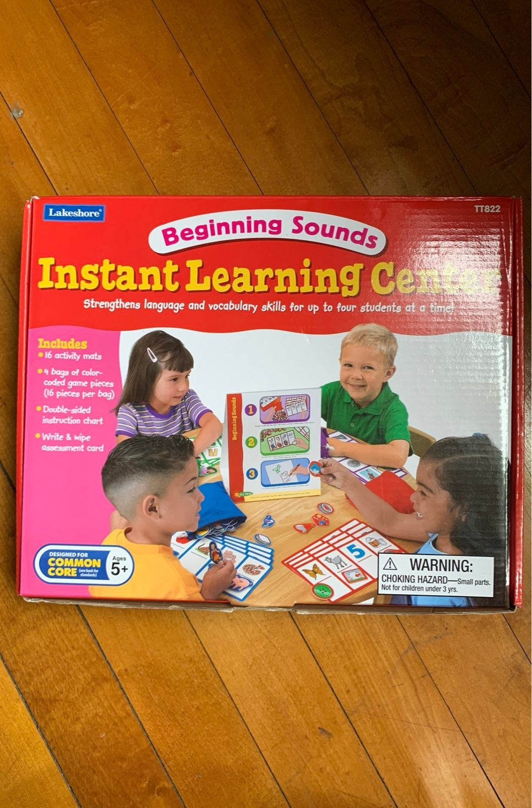 lakeshore beginning sounds instant learn